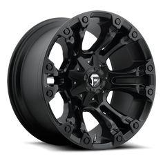 Vapor - D560 - Fuel Off-Road Wheels