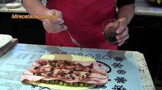 receta de pan de jamon venezolano
