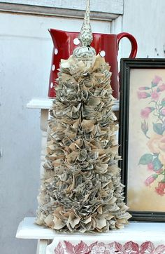 How To DIY 8 Different Bookish Christmas Trees | Quirk Books : Publishers U0026  Seekers Of