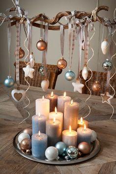 """Evde yılbaşı hazırlıkları için ilham alacağınız 10 farklı fikir ile yılbaşı dekorasyonunu tamamlayın. Yeni yıla harika bir dekorasyon ile """"merhaba"""" deyin."""