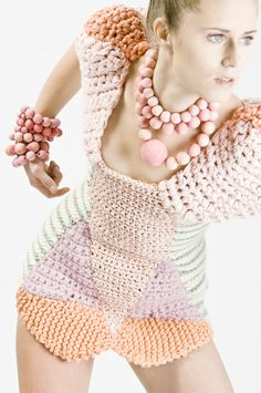 knit art exibit D