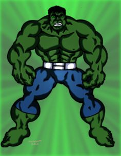 Hulk from Hulk and the Agents of Smash.