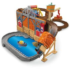 "Fisher-Price Thomas & Friends Rescue from Misty Island - Fisher-Price - Toys ""R"" Us"