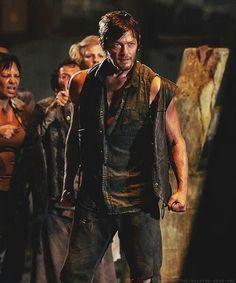 As Daryl Dixon