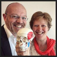 Even mijn juf voorstellen: leraar #AlexanderTechniek Jolanda Hoogers!  #blij #gezondheid