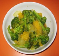 Pineapple Broccoli Wok Recipe!! Low fat, low carb and delicious!!