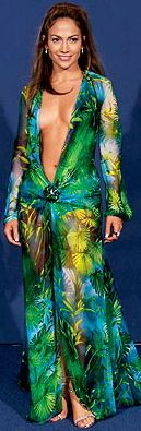 Jennifer Lopez Versace dress, The one that changed everything