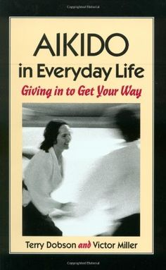Aikido in Everyday Life: Giving in to Get Your Way by Terry Dobson, a system of conflict resolution based on the principles of aikido, the non-violent martial art.  It's a really practical book - interesting philosophy and highly readable.
