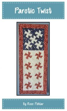 Patriotic Twist pattern
