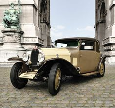 1927 Bugatti Type 44 New cogs/casters could be made of cast polyamide which I (Cast polyamide) can produce