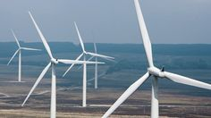 Siemens is the market leader in offshore wind farms.