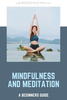 If you want to learn about mindfulness, meditation or the combination of both, be sure to keep reading! Here is the beginner's guide to mindfulness and meditation. Benefits Of Mindfulness, What Is Mindfulness, Mindfulness Techniques, Meditation Benefits, Meditation Techniques, Guided Meditation Audio, Free Meditation, Chakra Meditation, Mindfulness Meditation