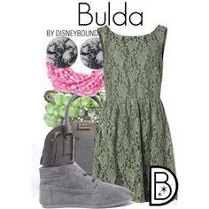 """Bulda"" by leslieakay on Polyvore / Frozen"
