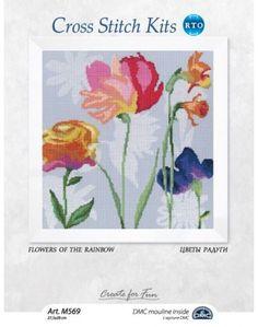 М569 Flowers of the rainbow