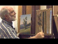 Beginning Oil Painting by Jon Houglum Video #4 - YouTube