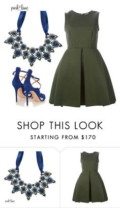 """""""Nightingale"""" by parklanejewelry ❤ liked on Polyvore featuring P.A.R.O.S.H. and Gianvito Rossi"""