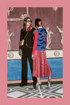 Gucci Pre-Fall 2016 Fashion Show