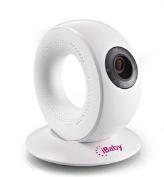 ¡Baby Monitor M2 #sensor de movimientos #sonidobidirecional #comptinle con ¡phone4 #android #¡pod touch