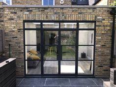 Steel Replacement Windows and Doors in Putney | Aspire Bifolds Surrey