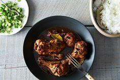Food 52 Community Picks Best Chicken Recipes (Adobo Chicken With Rice) Ways To Cook Chicken, Chicken Thigh Recipes, Rice Recipes, Cooking Recipes, Food52 Recipes, Thai Cooking, Savoury Recipes, Asian Cooking, Turkey Recipes
