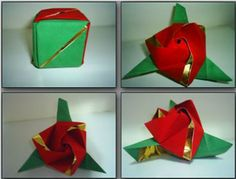 Read more about Step by Step Origami Origami Cube, Origami Yoda, Origami Star Box, Origami And Kirigami, Origami Dragon, Origami Fish, Modular Origami, Origami Stars, Diy Origami
