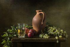 О винограде, яблоках и вине... - null