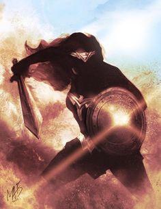 Wonder Woman by Alexandra-Auditore