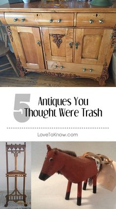 Think dumpster diving is just for college kids?  Think again!  You won't believe the valuable antiques some of our readers have found on the side of the road, in thrift stores, or in boxed lots at garage sales.