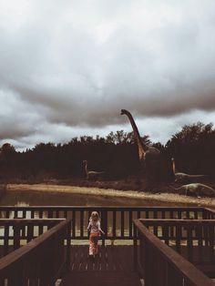 Dino World & Dino Valley State Park in photos.
