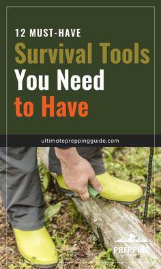 Survival Life Hacks, Survival Items, Survival Tools, Survival Prepping, Emergency Preparedness, Survival Stuff, Emergency Go Bag, Preppers List, Doomsday Prepping