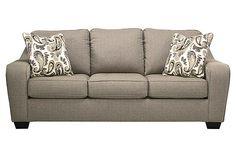 Shitake Arietta Queen Sofa Sleeper View 2