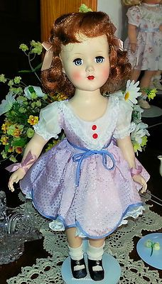 "18"" Nanette Walker by Arranbee Minty Never Played With"