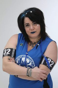 My Life as a Plus Size Derby Girl - Roller Derby