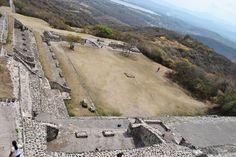 #Xochicalco ciudad-fortaleza de #Morelos