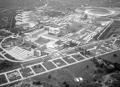 1952 Ciudad Universitaria AEROFOTO 7816 PROPIEDAD DE FUNDACIÓN ICA DERECHOS RESERVADOS | Flickr - Photo Sharing!