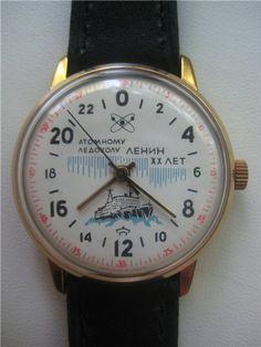 Raketa 24 hour watche