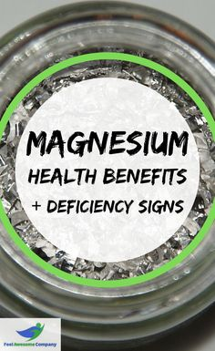 Magnesium is a wonderful mineral that helps us stay young, healthy and strong. A magnesium deficiency in your body can make you age faster! Brain Nutrition, Nutrition Tips, Health And Nutrition, Health And Wellness, Women's Health, Mental Health, Health Tips, Health Fitness, Magnesium Benefits