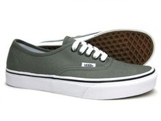 Vans Classics Authentics in grey<3<3