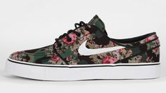 Nike SB Stefan Janoski Digi Floral