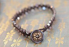 turkish flat weave bracelet