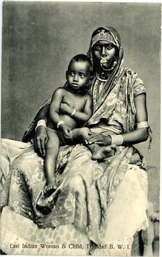 Indians Who Came to Trinidad | ... of east indians who had come to trinidad as indentured labourers