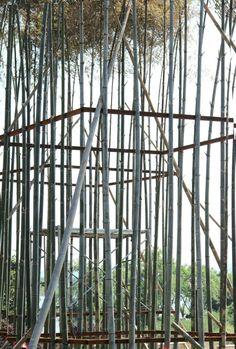 City in Sky / Mu Wei + Sam Cho + Yu Hui