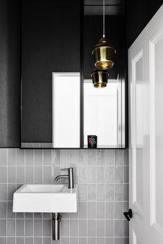 Building Design, Building A House, Bathroom Renos, Bathrooms, Interior Architecture, Interior Design, Modern Bathroom, New Homes, Powder Rooms