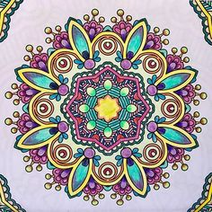 Otra de mis primeras mandalas hechas con colores ♀️ y a ustedes les gusta iluminar con ¿color, sharpie o acuarelas? Escribanme en los comentarios  #zentangle #zentanglecondani #zen #mandala #mandalas #mandalatatoo #mandalaworld #mandalalove #love #happy #colors #coloring #coloringbook #rainbow #coloresvivos #fabercastell #prismacolor #flowers #mandalaflower #moments #momentos #amazing #imagination #color #coloringaddict #zentangleart @karen.zentangle @sheina_art29 @zentangle.inspire ...