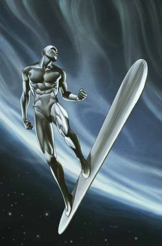 Crossovers We Want To See: Silver Surfer/Green Lantern Corps Comic Book Characters, Comic Book Heroes, Marvel Characters, Comic Character, Comic Books Art, Comic Art, Fictional Characters, Heros Comics, Bd Comics