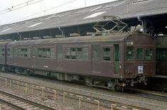 クモハ73166(南ヒナ) 1974.7.4東神奈川 横浜線使用 モハ63820(48年川崎車両製造)→モハ73166(53.6.4東急車輛改造)