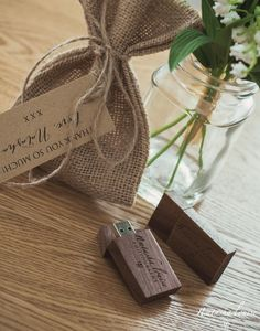 Thanks to Natasha Louise Photography for sharing her packaging ideas for our engraved USB memory sticks. Beautiful. #USB #Photographers