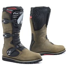 forma boulder motorcycle boots usa brown