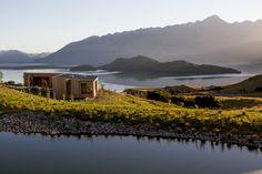 Aro Hã, tennent + brown, bungalow, nieuw-zeeland - Welness resort in Nieuw-Zeeland - Wonen voor Mannen