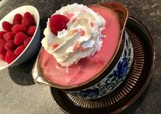 Hideg gyümölcsleves Ice Cream, Pudding, Desserts, Food, No Churn Ice Cream, Tailgate Desserts, Deserts, Icecream Craft, Custard Pudding